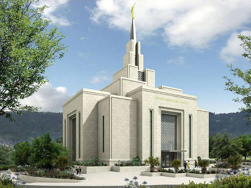 Tegucigalpa_lds_mormon_temple1
