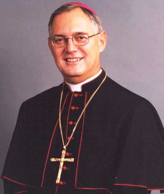 Bishop Tobin crop