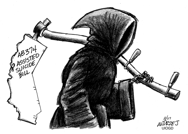 grim reaper assisted suicide in california