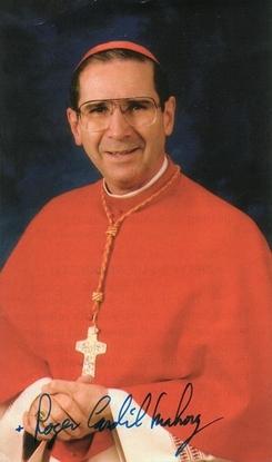 cardinal mahoney gay deacon